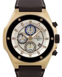 Ulysse Girard - Dionne Swiss Chronograph Men's Watch - Lyst