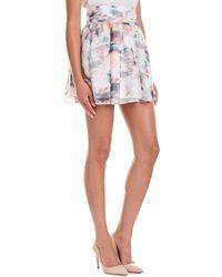 Troubadour - Mini Skirt - Lyst