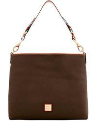 Dooney & Bourke - Pebble Grain Extra Large Courtney Sac Shoulder Bag - Lyst