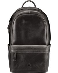 Timberland - Tuckerman Leather Backpack - Lyst