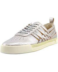 Lucky Brand | Missha Women Gray Sneakers | Lyst