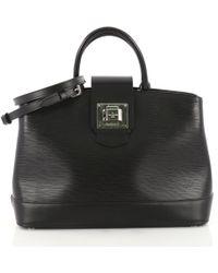 Louis Vuitton - Mirabeau Handbag Epi Leather Pm - Lyst