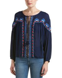 Piper - Henna Blouse - Lyst