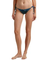 Lucky Brand - Side Tie Hipster Bikini Bottom - Lyst