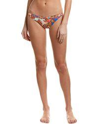 Nicole Miller - Artelier Alejandra Bikini Bottom - Lyst