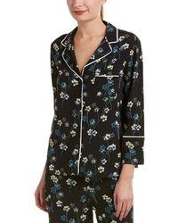 Ella Moss - Floral Pyjama Top - Lyst