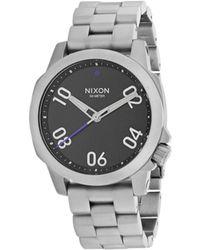Nixon - Ranger 40 Men's A468-000 - Lyst