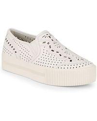 Ash - Kingston Platform Slip-on Sneaker - Lyst