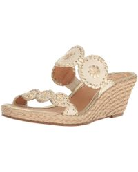 Jack Rogers - Shelby Espadrille - Lyst