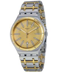 Swatch - Ride In Style Mens Watch Yws410g - Lyst