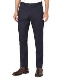 Reiss - Medway Twill Trouser - Lyst