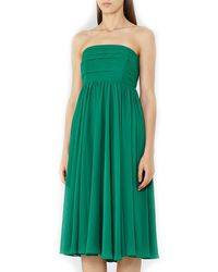 Reiss - Athena-strapless Layered - Lyst