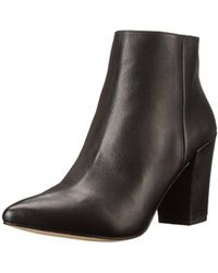 Steven by Steve Madden - Womens Lidiaa Pointed Toe Ankle Fashion Boots - Lyst