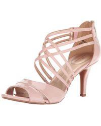 Bandolino - Womens Marlisa Open Toe Casual Strappy Sandals - Lyst