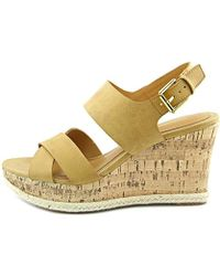 American Living - Womens Adrina Open Toe Casual Espadrille Sandals - Lyst