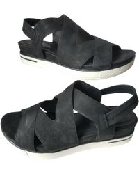 Eileen Fisher - Womens Sonny Open Toe Casual Strappy Sandals - Lyst