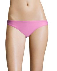 Wildfox - Solid Bikini Bottom - Lyst