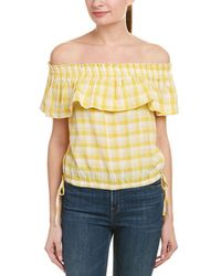 4our Dreamers - Off-the-shoulder Top - Lyst