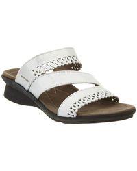 Mephisto - Women's Prisca Leather Sandal - Lyst