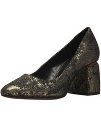 Kensie - Womens Lucas Fabric Square Toe Classic Pumps - Lyst