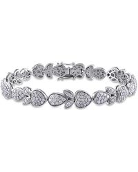 Julianna B - 3 3/4 Ct Diamond Tw Bracelet - Lyst
