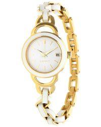 Esprit - Watch Joyful White Es106722004 - Lyst