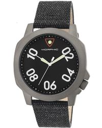 Morphic - M41 Canvas-band Watch - Lyst