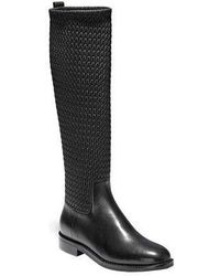 Cole Haan - Lexi Grand Knee High Stretch Boot - Lyst
