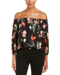Astr - The Label Chavelle Top - Lyst