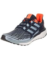 Lyst Adidas Energy Boost M Running Shoe In Blue For Men