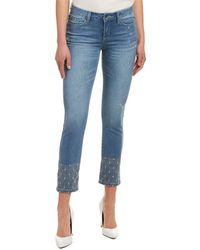 Jones New York - Madison Horatia Wash Slim Ankle Cut - Lyst