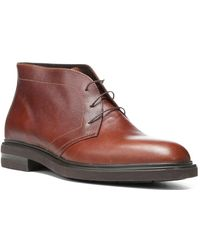 Donald J Pliner - Ericio Leather Chukka Boot - Lyst
