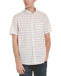 Michael Bastian | Gray Label Woven Shirt | Lyst