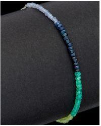 Meira T - 14k Beaded Bracelet - Lyst