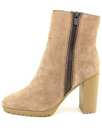 Elie Tahari - Womens Geneva Almond Toe Ankle Fashion Boots - Lyst