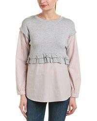 Kensie - Drift Sweatshirt - Lyst