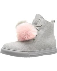 Dirty Laundry - By Chinese Laundry Women's Fur Ever Fashion Sneaker - Lyst