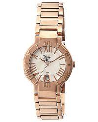 Sophie & Freda - Rushmore Bracelet Watch - Lyst