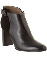 Aquatalia - Verona Waterproof Leather & Suede Bootie - Lyst