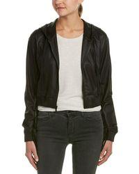 Elizabeth and James - Fringe Tatum Leather Jacket - Lyst