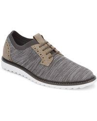 G.H. Bass & Co. - . Men's Dirty Buck 2.0 Plain Toe Knit Oxford Shoe - Lyst