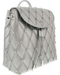 Roberto Cavalli - Hxlpf5 001 Silver Backpack - Lyst