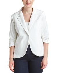 Esley - Plus Blazer - Lyst
