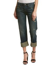 Vince - Union Heirloom Wash Slouch Cut - Lyst