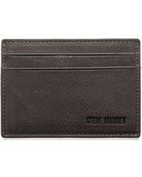 Steve Madden - Men's Mealu Cardcase - Lyst