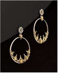 Konstantino - Hebe 18k & Silver Earrings - Lyst