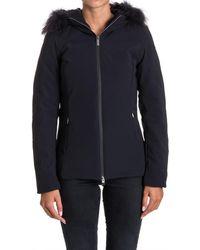 Rrd - Women's Blue Polyester Jacket - Lyst