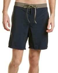 Armani - Swim Trunk - Lyst