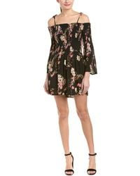 Patrons Of Peace - Bell-sleeve Romper - Lyst