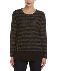 Two By Vince Camuto - Two By Vince Camuto Jumper - Lyst
